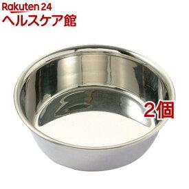 ステンレス食器 皿型11cm(1コ入*2コセット)