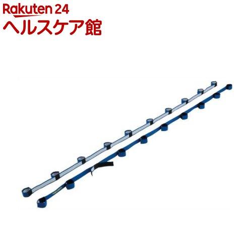 トーエイライト むかでロープ DX10(青) 10人用(2本1組) B-3793B(1組入)【トーエイライト】【送料無料】