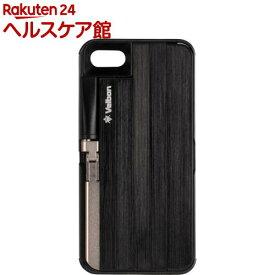 ベルボン 自撮り棒付きスマートフォンケース QYCS-V101 ブラック iPhone7/8対応(1個)【ベルボン】
