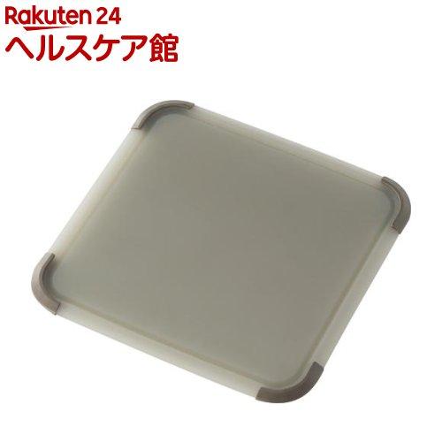 リベラリスタ グリップボード スクエア GLII008 ブラウン(1コ入)【リベラリスタ】