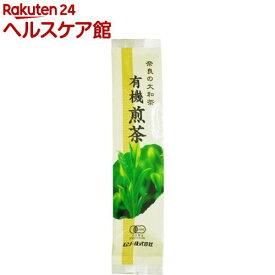 奈良の大和茶 有機煎茶(100g)