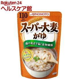 味の素 スーパー大麦がゆ 鶏とホタテのだし仕立て(250g*9コ入)