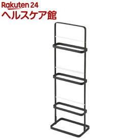 スリッパラック タワー ブラック(1コ入)【タワー(日用品)】