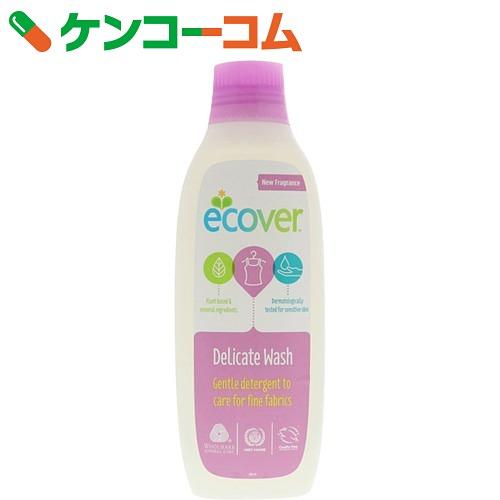 エコベール(Ecover) デリケートウォッシュ(おしゃれ着用洗剤) 1L【xwq】