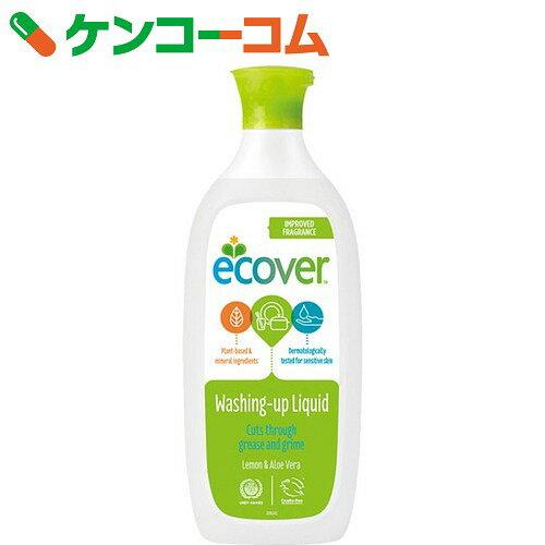 エコベール(Ecover) 食器用洗剤 レモン 500ml【xwq】