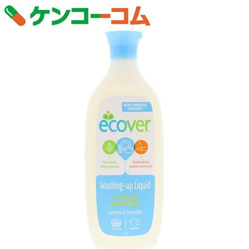 エコベール(Ecover) 食器用洗剤 カモミール 500ml【xwq】
