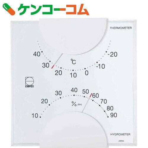 エンペックス エルム 温湿度計 LV-4901