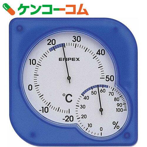 エンペックス シュクレミディ 温湿度計 TM-5606