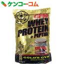 ゴールドジム ホエイプロテイン ダブルチョコレート風味 2kg[ゴールドジム ホエイプロテイン]【あす楽対応】【送料無料】