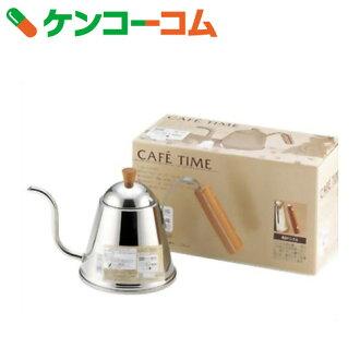 支持yoshikawa CAFE TIME(咖啡厅时间)IH200V的树花纹dorippupotto 1.0L SH7090[ketoru(水壶)]