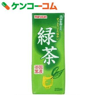 马鲁尚绿色茶 200 毫升 × 24 这 (软) 马鲁尚茶