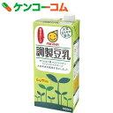 マルサン 調製豆乳 1L×6本[マルサン 豆乳]【mrsn1706】