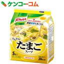 クノール ふんわりたまごスープ 5食入[クノール たまごスープ]