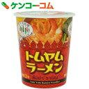 タイの台所 トムヤムラーメン 70g×12個 (カップ)[タイの台所 インスタント麺]