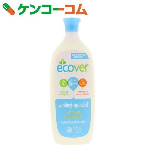 エコベール(Ecover) 食器用洗剤 カモミール つめかえ用 1L【xwq】