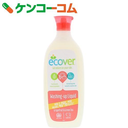 エコベール(Ecover) 食器用洗剤 グレープフルーツ500ml【xwq】