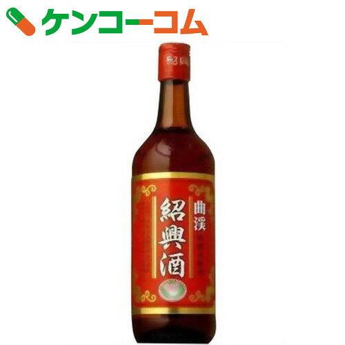 紹興酒 曲渓 600ml