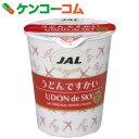 JAL うどんですかい 37g×15個[JAL SELECTION JALUX うどん]【あす楽対応】【送料無料】