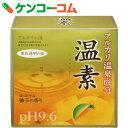 温素 柚子の香り 30g×15包(入浴剤)[温素 薬用入浴剤 疲労回復]
