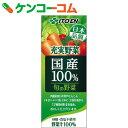 伊藤園 国産100%旬の野菜 200ml×24本