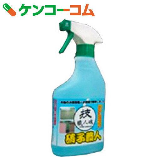 技職人魂 硝子職人 アルコール系ガラスクリーナー 500ml
