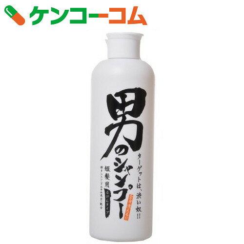 ちのしお 男の石けんシャンプー 300ml(石鹸シャンプー)