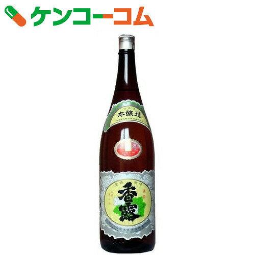 香露 本醸造 上撰 1.8L