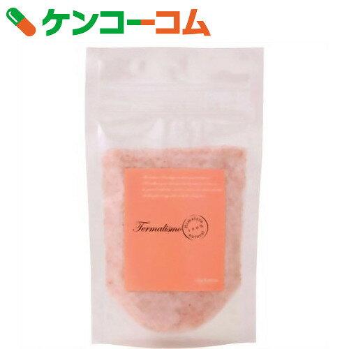テルマリズモ ピンクバスソルト 100g(入浴剤 バスソルト)[テルマリズモ バスソルト]