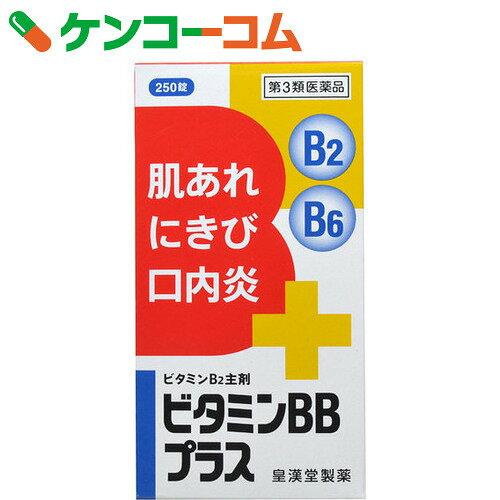 【第3類医薬品】ビタミンBBプラス クニヒロ 250錠
