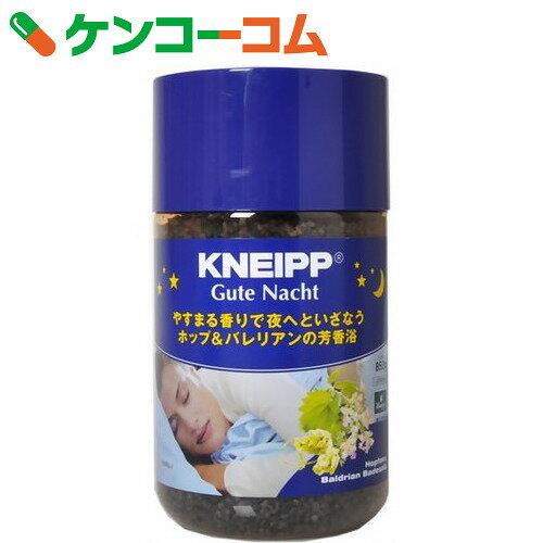 クナイプ グーテナハト バスソルト ホップ&バレリアン 850g(入浴剤 バスソルト)