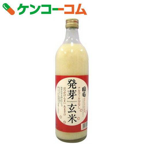国菊 発芽玄米 あまざけ(玄米甘酒) 720ml【19_k】【rank】