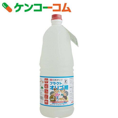 日本オリゴ フラクトオリゴ糖 2480g