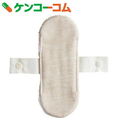 メイドインアース リトル布ナプキン ガーゼ茶&パイルきなり 1枚入