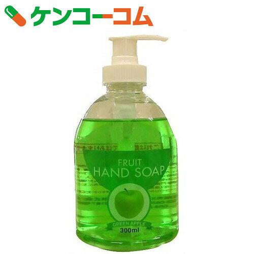 フルーツハンドソープ グリーンアップル 250ml