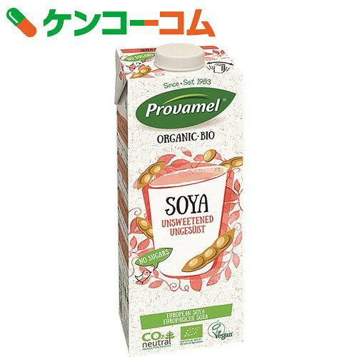 プロヴァメル オーガニック 無調整豆乳 1L