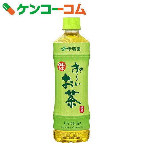 おーいお茶 緑茶 525ml×24本【19_k】【送料無料】