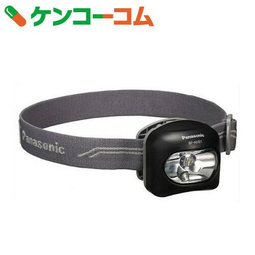 パナソニック LEDヘッドランプ 直径7.5mmスタンダード白色LED採用 BF-AH01-K(黒)