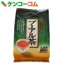 プーアル茶 ティーパック 3g×60パック[プーアル茶(プーアール茶)]