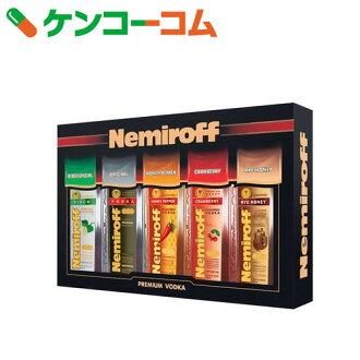 nemirofuminigifutosetto 5种*100ml[nemirofuuokka]