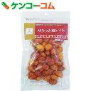 サクッと塩トマトスナック 85g[野菜スナック]