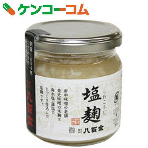 海人の藻塩 塩麹 180g