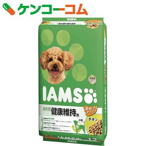 アイムス 成犬用 健康維持用 チキン 小粒 12kg【14_k】【送料無料】