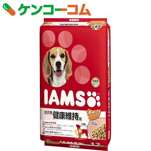 アイムス 成犬用 健康維持用 ラム&ライス 小粒 12kg【送料無料】