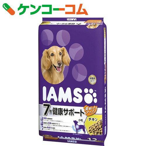 アイムス 7歳以上用 健康サポート チキン 小粒 12kg【送料無料】