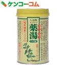 オリヂナル薬湯 ハッカ脳 750g[オリヂナル 薬用入浴剤 疲労回復]