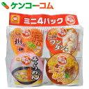 ミニまる ミニ4パック×6個[マルちゃん ミニまる カップラーメン(カップ麺)]【送料無料】