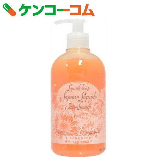 RUDY イルベネッセレ リキッドソープ(洗浄料) オレンジフラワーズ 500ml