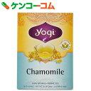 YOGI TEA カモミールティー 16袋[YOGI TEA(ヨギティー) ハーブティー]