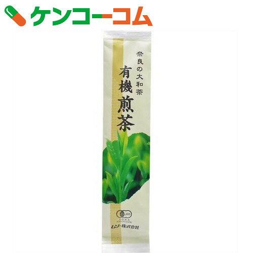 ムソー 奈良の大和茶 有機煎茶 100g