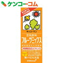 キッコーマン 豆乳飲料 フルーツミックス 200ml×18本[紀文 豆乳・豆乳飲料]